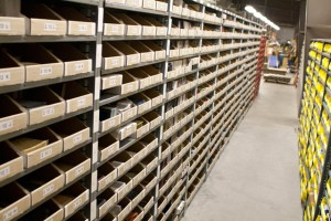 Inventory Management is part of Leed's Fulfillment Services