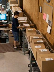 Mailing & Distribution | Samples and Sales Literature Fulfillment by Leed